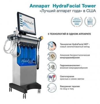 аппарат HydraFacial