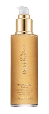 HydroPeptide  питательное масло для тела с эффектом мерцания.