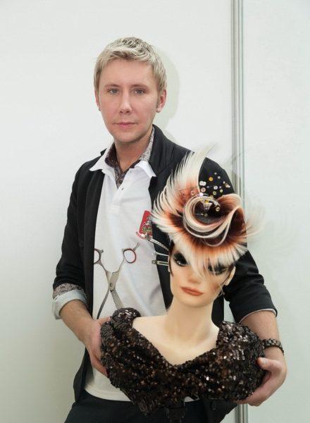 Визажист, парикмахер стилист
