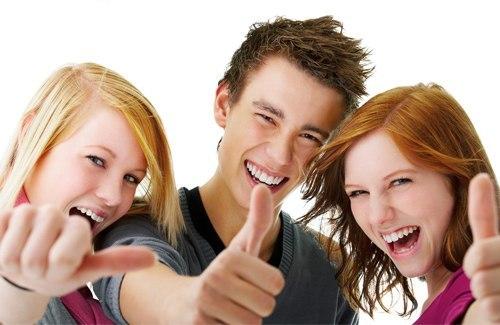 Чистка лица для подростков