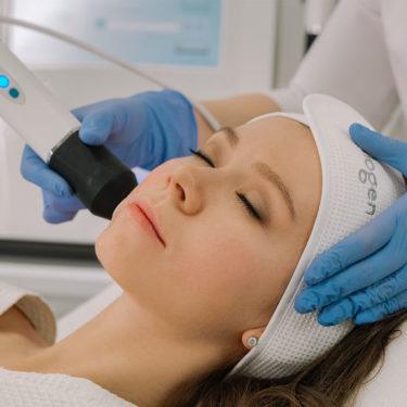 Косметологические процедуры с аппаратной методикой омоложения geneO