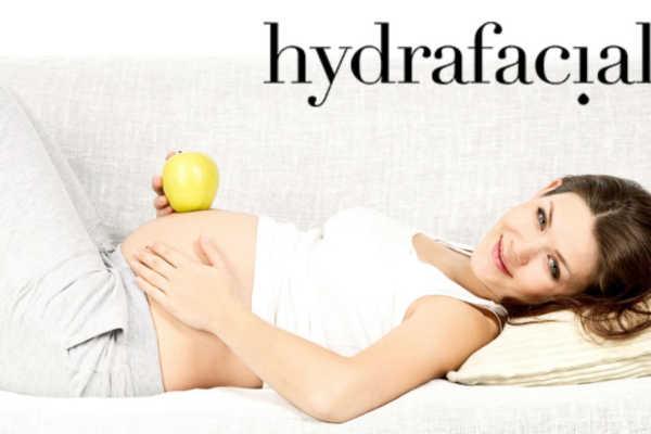 hydrafacial во время беременности